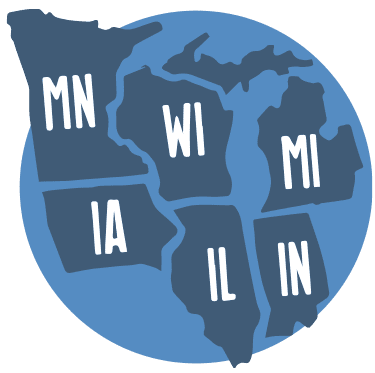 Midwest States Covered in John McGivern's Main Streets